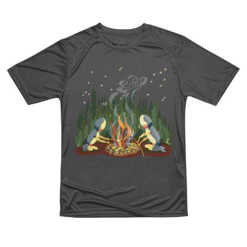 Smoke Signals Women's Performance Unisex T-Shirt by BullShirtCo