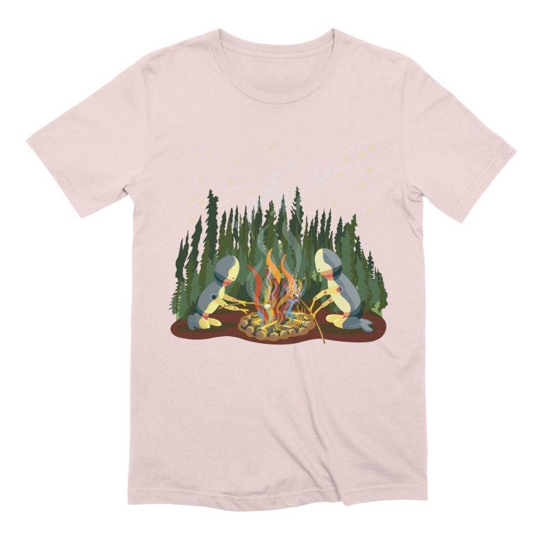 Smoke Signals Men's Extra Soft T-Shirt by BullShirtCo