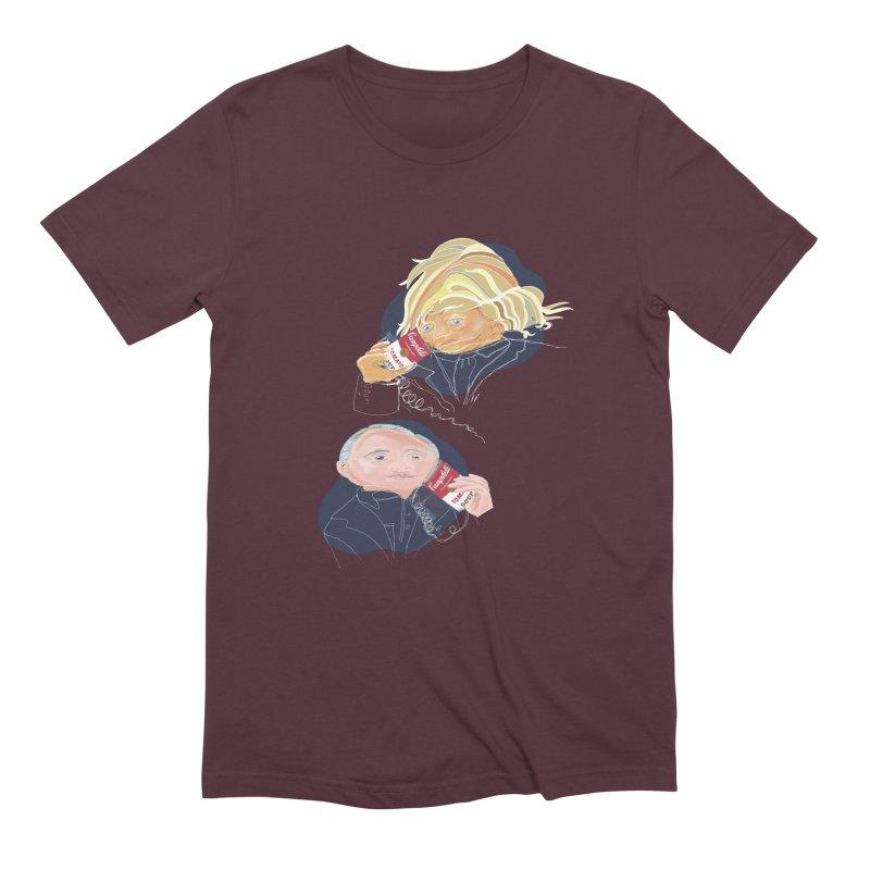 Putin Hold Men's Extra Soft T-Shirt by BullShirtCo