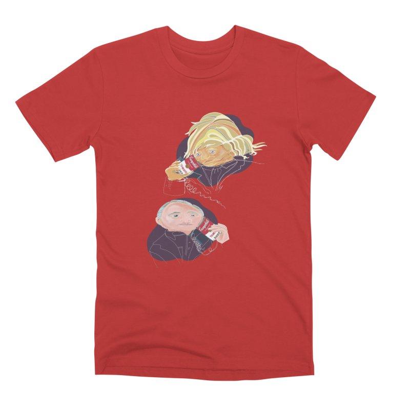 Putin Hold Men's Premium T-Shirt by BullShirtCo