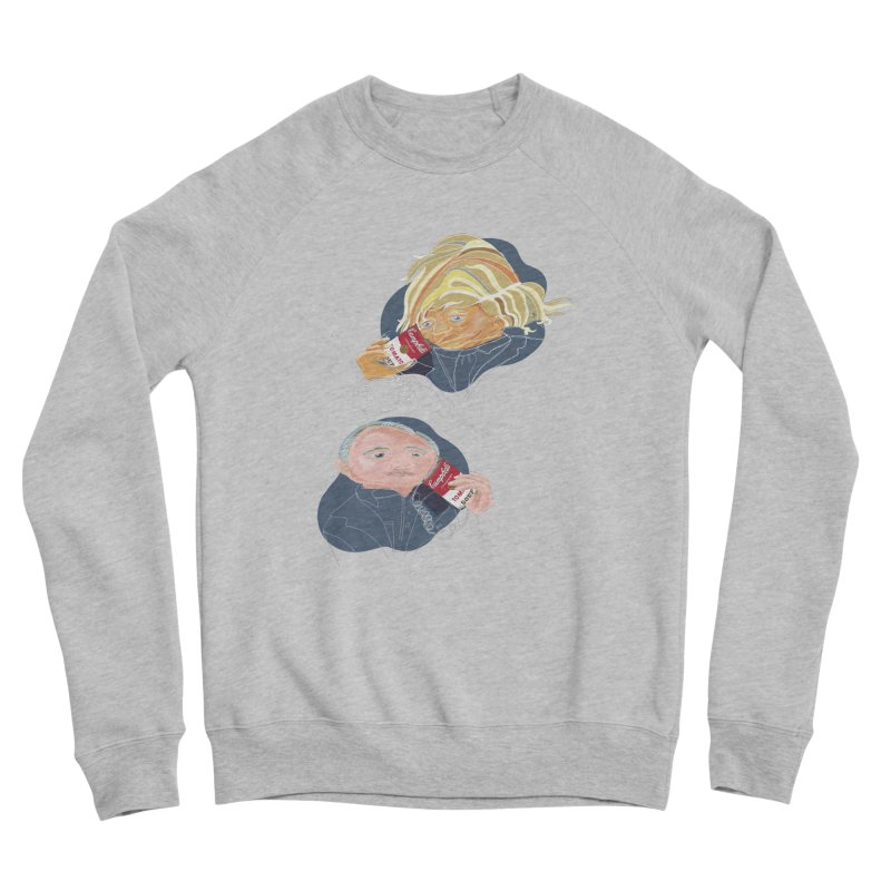 Putin Hold Men's Sponge Fleece Sweatshirt by BullShirtCo