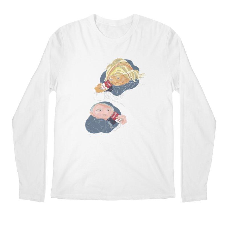 Putin Hold Men's Regular Longsleeve T-Shirt by BullShirtCo