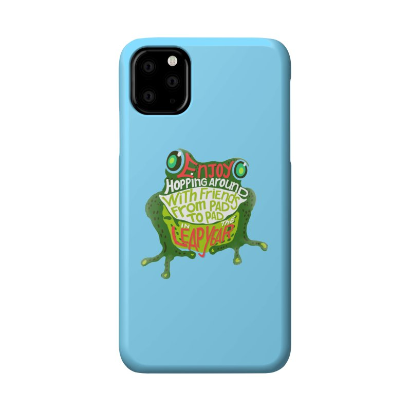 Enjoy Hopping Around! Accessories Phone Case by BullShirtCo