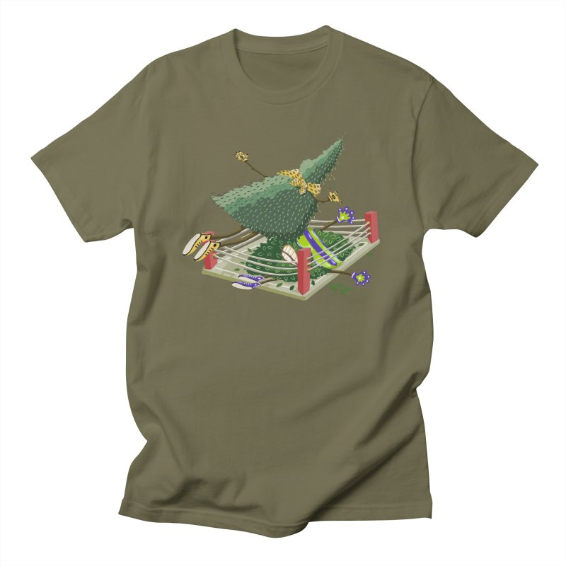 A Tree Falls in the Forest Men's T-Shirt by BullShirtCo