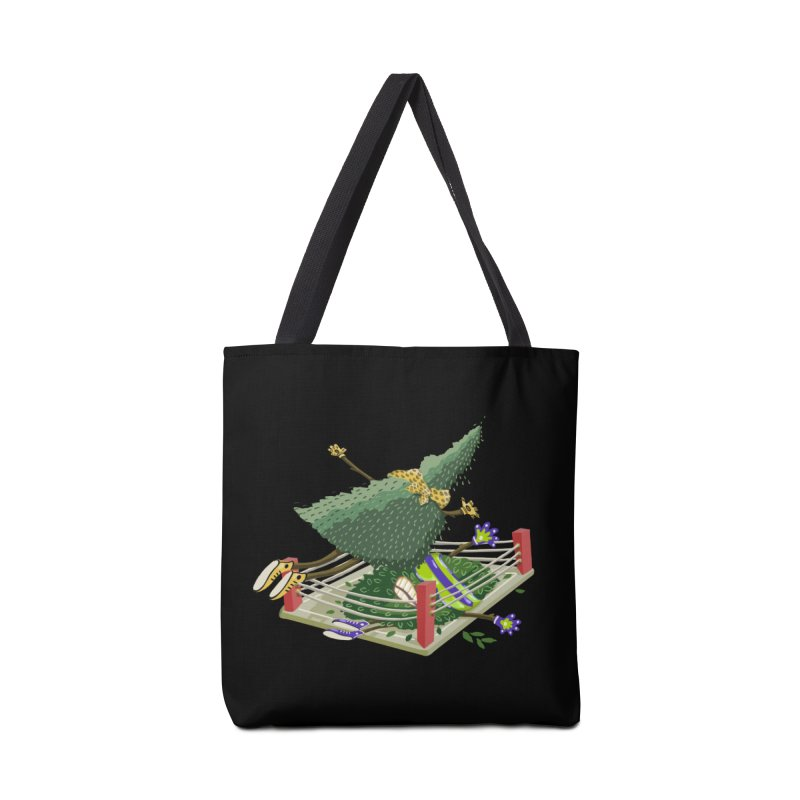 A Tree Falls in the Forest Accessories Bag by BullShirtCo