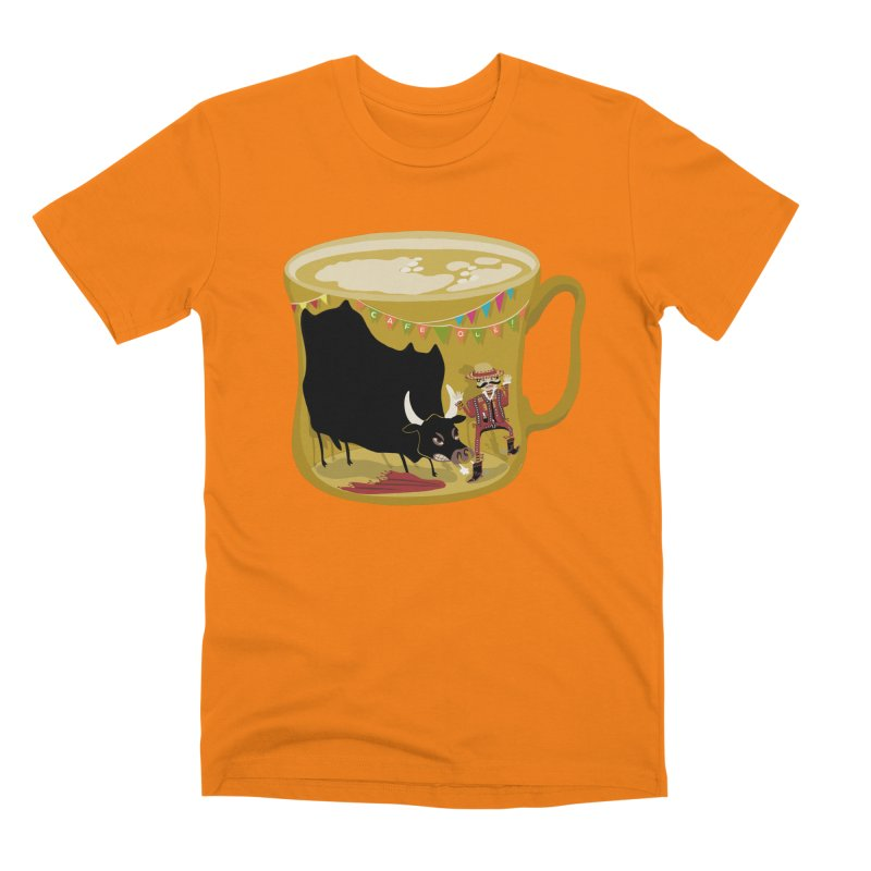 Café Olé Men's T-Shirt by BullShirtCo