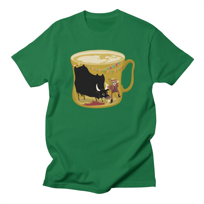 Café Olé Men's T-Shirt by BullShirtCo