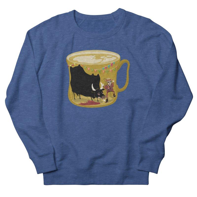 Café Olé Men's Sweatshirt by BullShirtCo