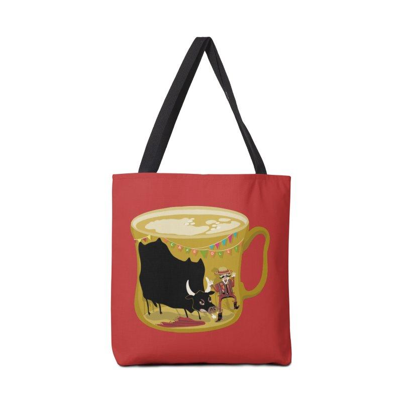 Café Olé Accessories Bag by BullShirtCo