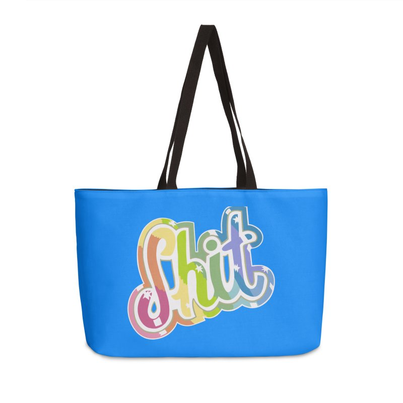OMG Where did you get that! Accessories Weekender Bag Bag by BullShirtCo