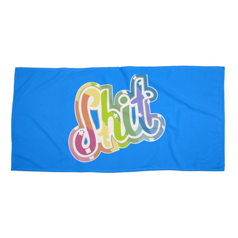 OMG Where did you get that! Accessories Beach Towel by BullShirtCo