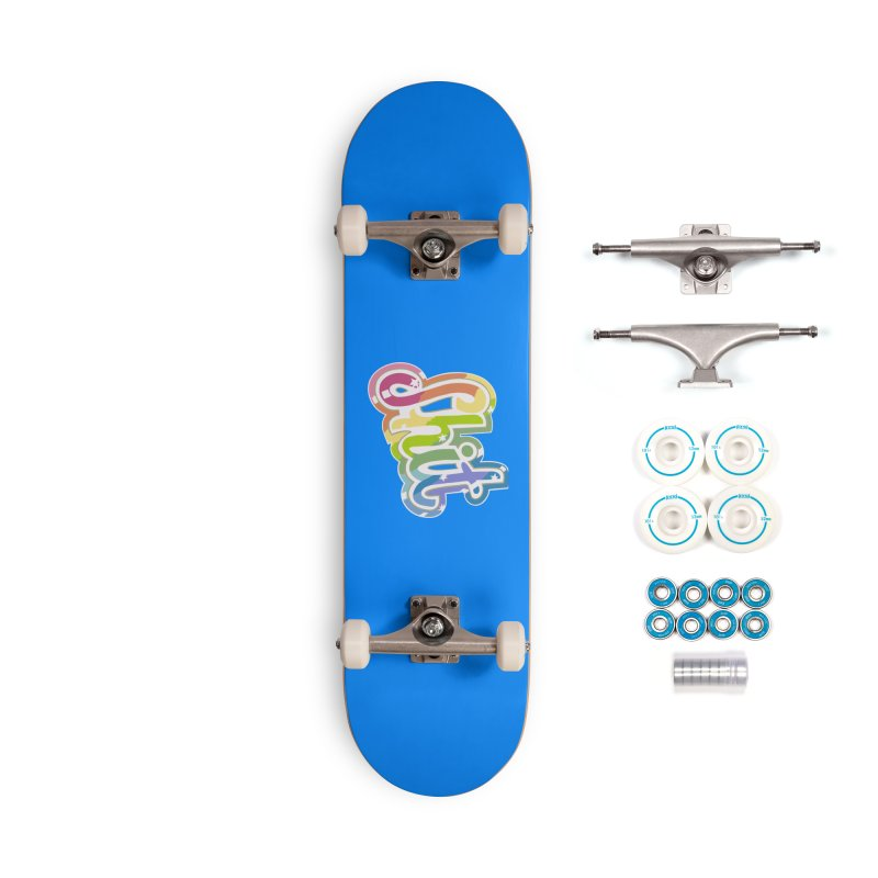 OMG Where did you get that! Accessories Complete - Basic Skateboard by BullShirtCo