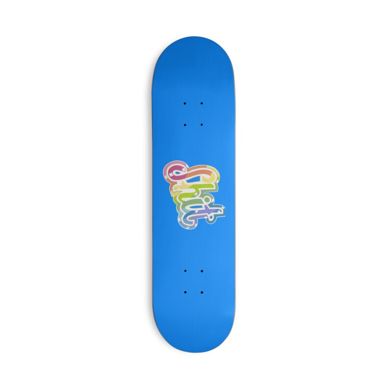 OMG Where did you get that! Accessories Deck Only Skateboard by BullShirtCo