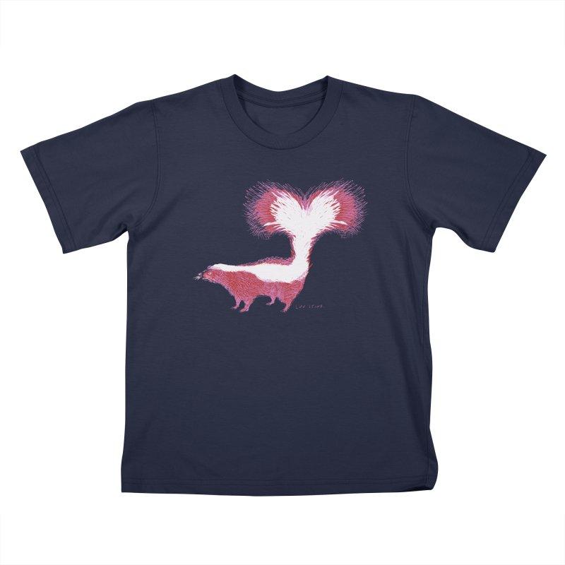 Luv Stinx Kids T-Shirt by BullShirtCo
