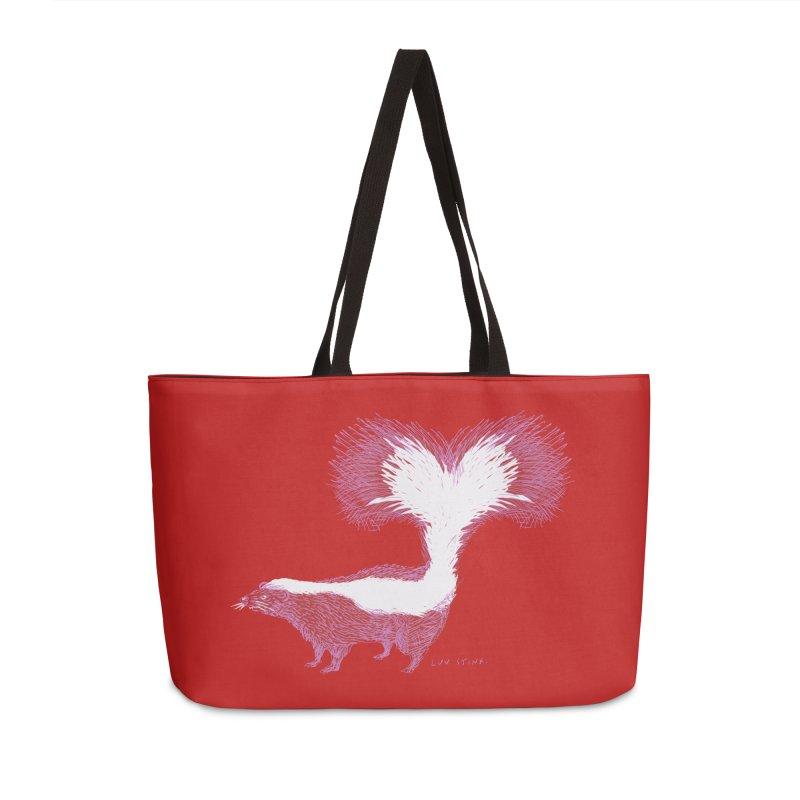 Luv Stinx Accessories Bag by BullShirtCo