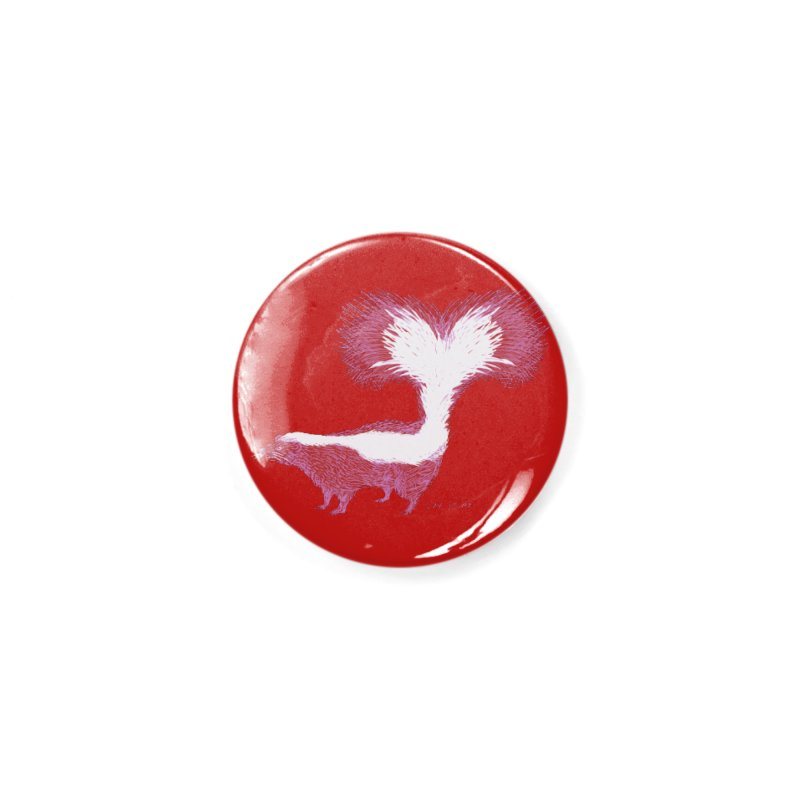 Luv Stinx Accessories Button by BullShirtCo