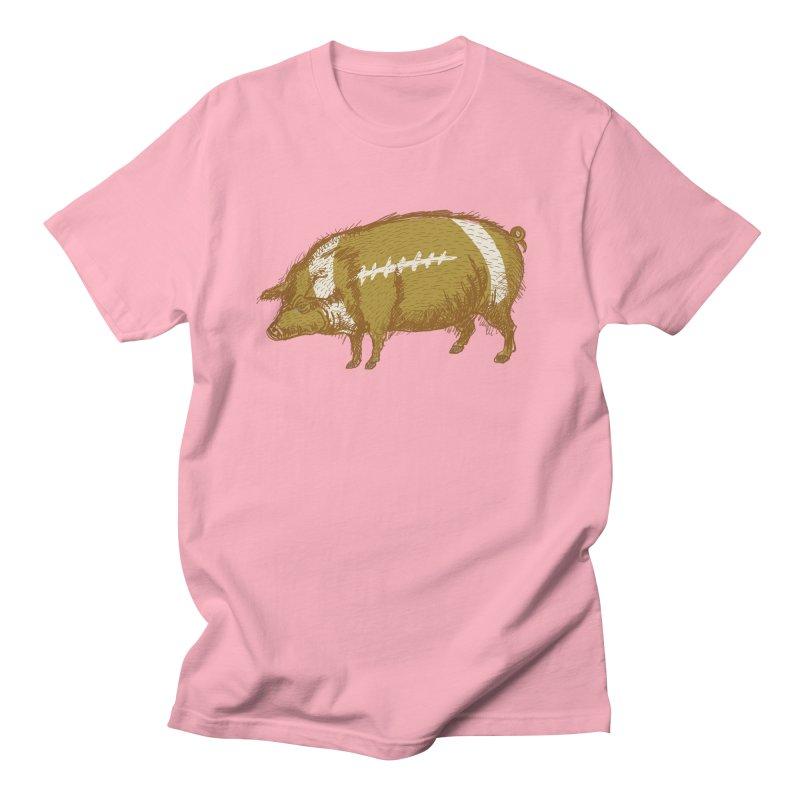 Pig Skin Men's T-Shirt by BullShirtCo