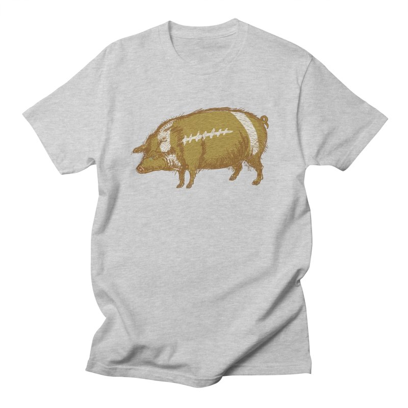 Pig Skin Men's T-Shirt by BullShirtCo