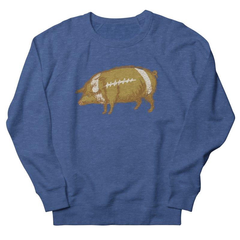 Pig Skin Men's Sweatshirt by BullShirtCo