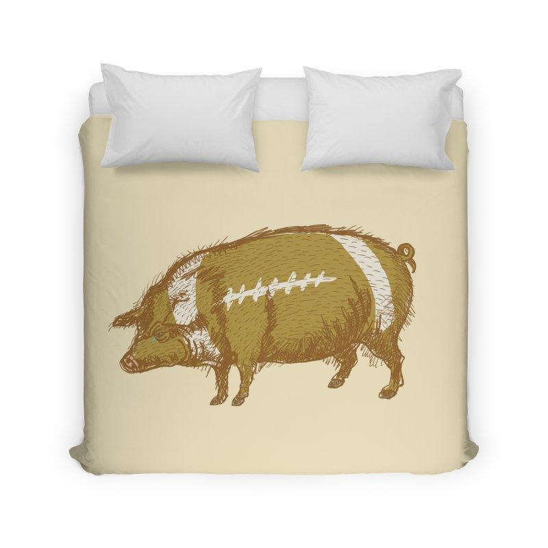 Pig Skin Home Duvet by BullShirtCo