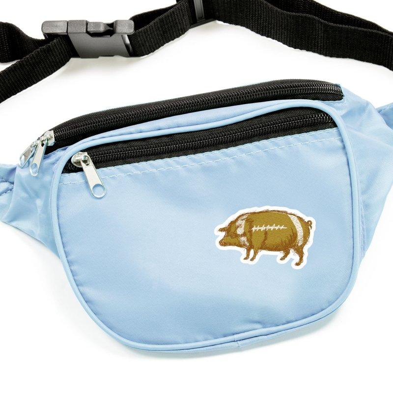 Pig Skin Accessories Sticker by BullShirtCo