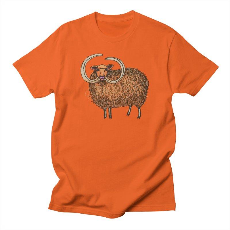Wooly Mammoth Men's T-Shirt by BullShirtCo