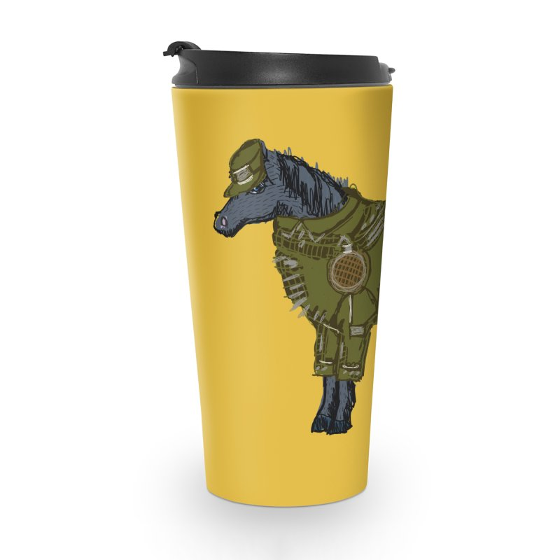 War Horse Accessories Travel Mug by BullShirtCo