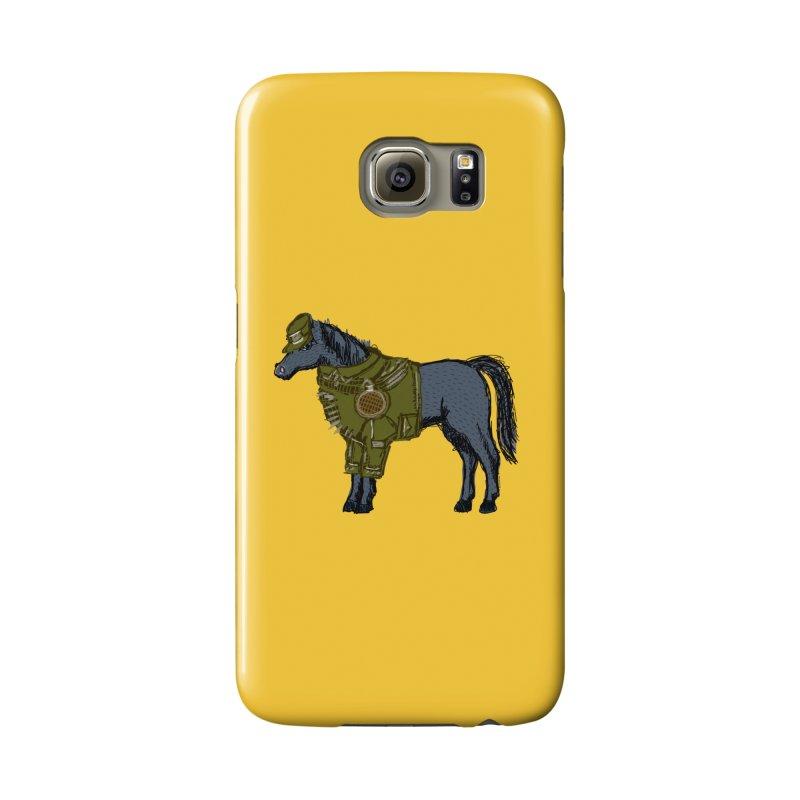 War Horse Accessories Phone Case by BullShirtCo
