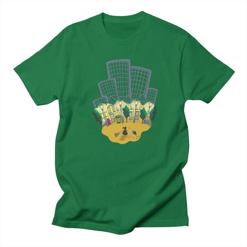 Big Plans Men's T-Shirt by BullShirtCo