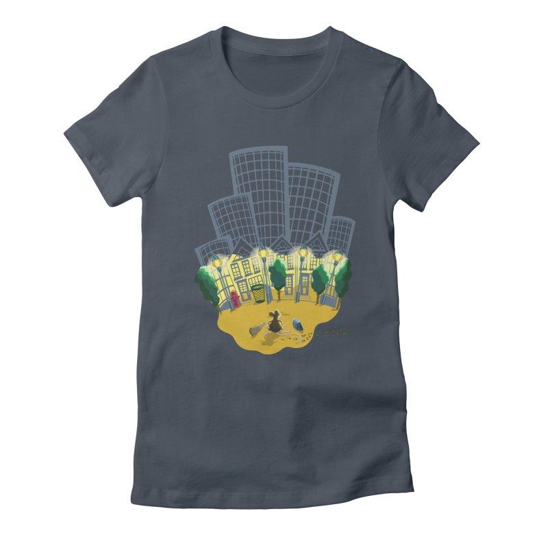 Big Plans Women's T-Shirt by BullShirtCo