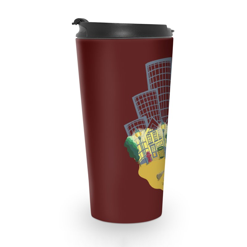 Big Plans Accessories Travel Mug by BullShirtCo