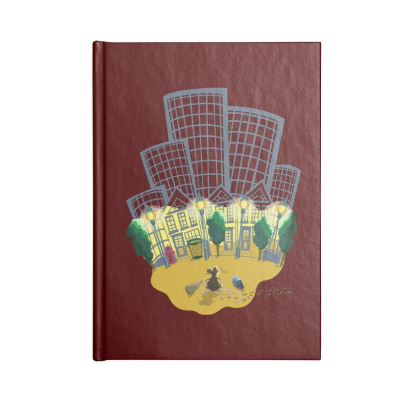 Big Plans Accessories Blank Journal Notebook by BullShirtCo
