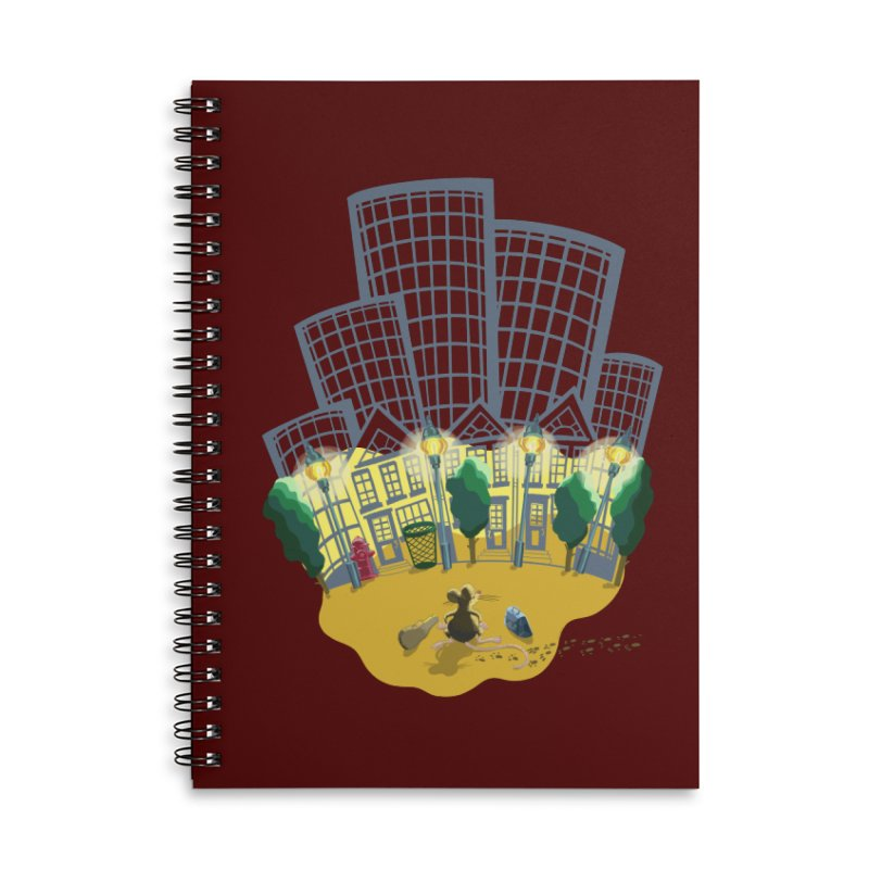Big Plans Accessories Notebook by BullShirtCo