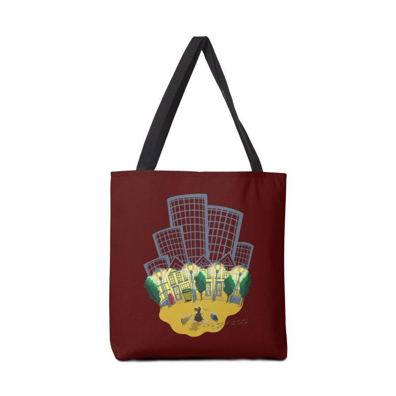 Big Plans Accessories Bag by BullShirtCo