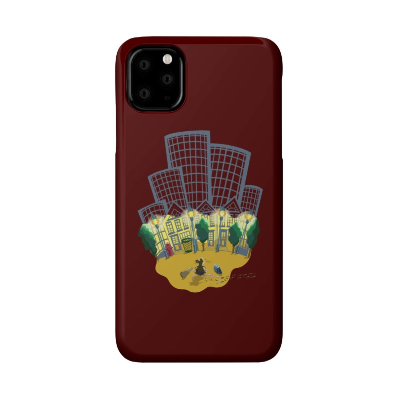 Big Plans Accessories Phone Case by BullShirtCo