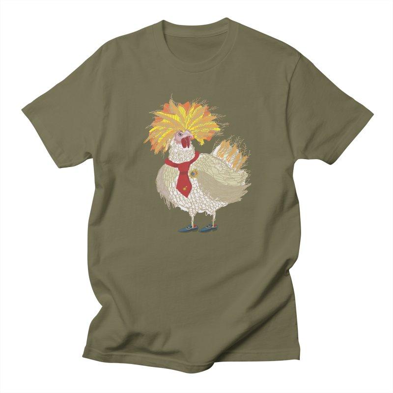 Cockfighter Men's T-Shirt by BullShirtCo
