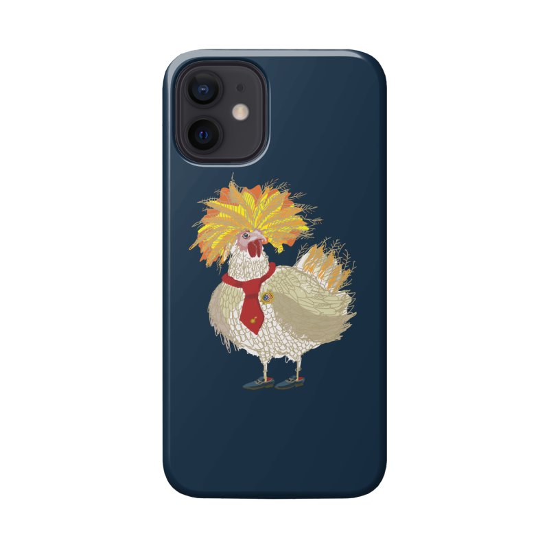 Cockfighter Accessories Phone Case by BullShirtCo