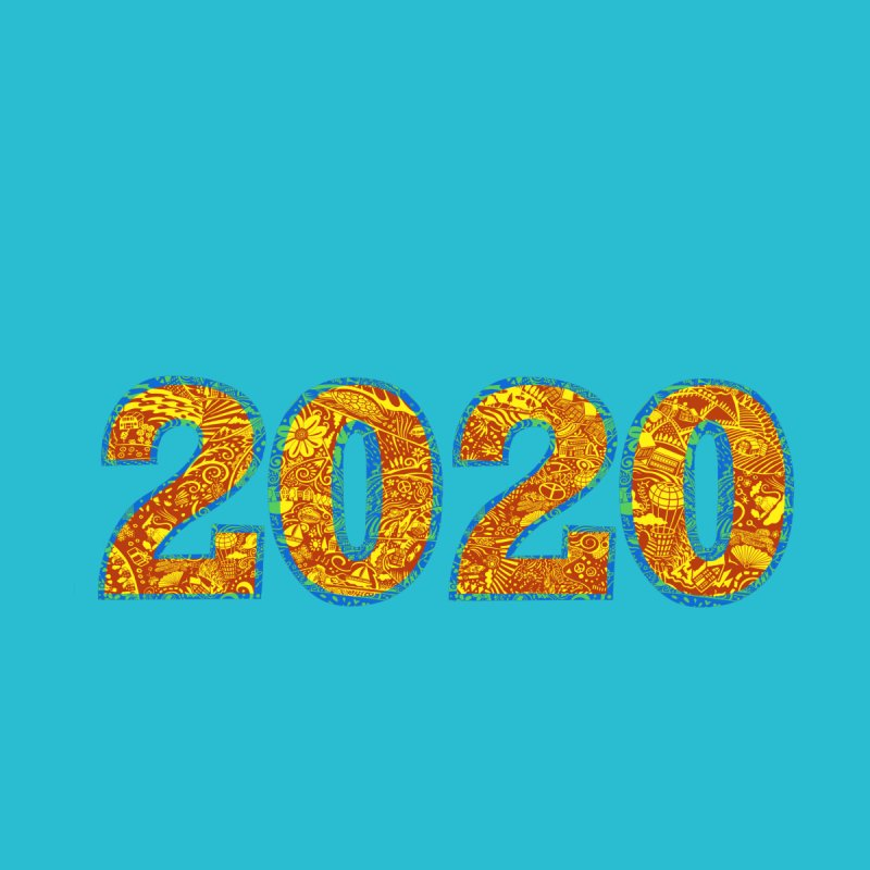 2020 Vision Accessories Magnet by BullShirtCo