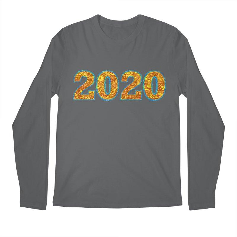2020 Vision Men's Longsleeve T-Shirt by BullShirtCo