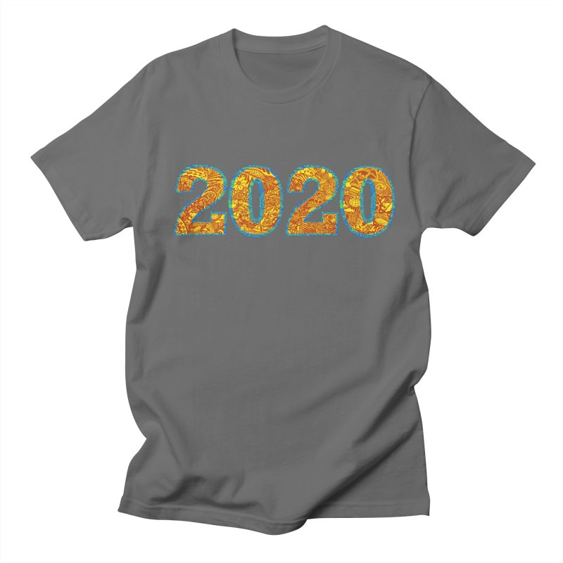 2020 Vision Men's T-Shirt by BullShirtCo