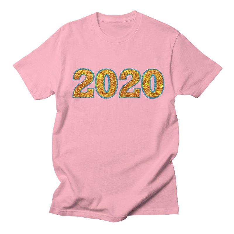 2020 Vision Men's T-Shirt by BullShirtCo