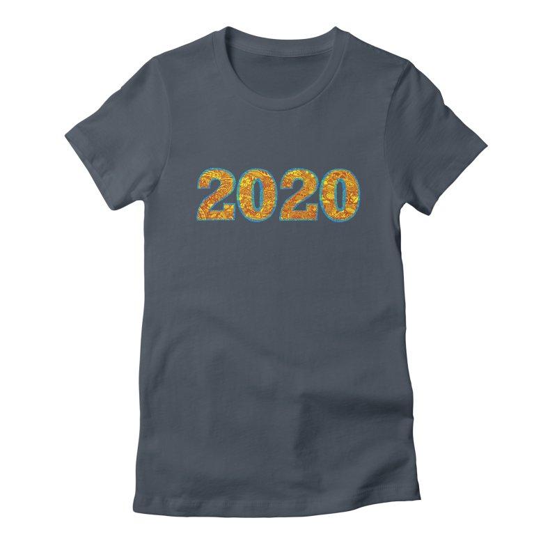 2020 Vision Women's T-Shirt by BullShirtCo