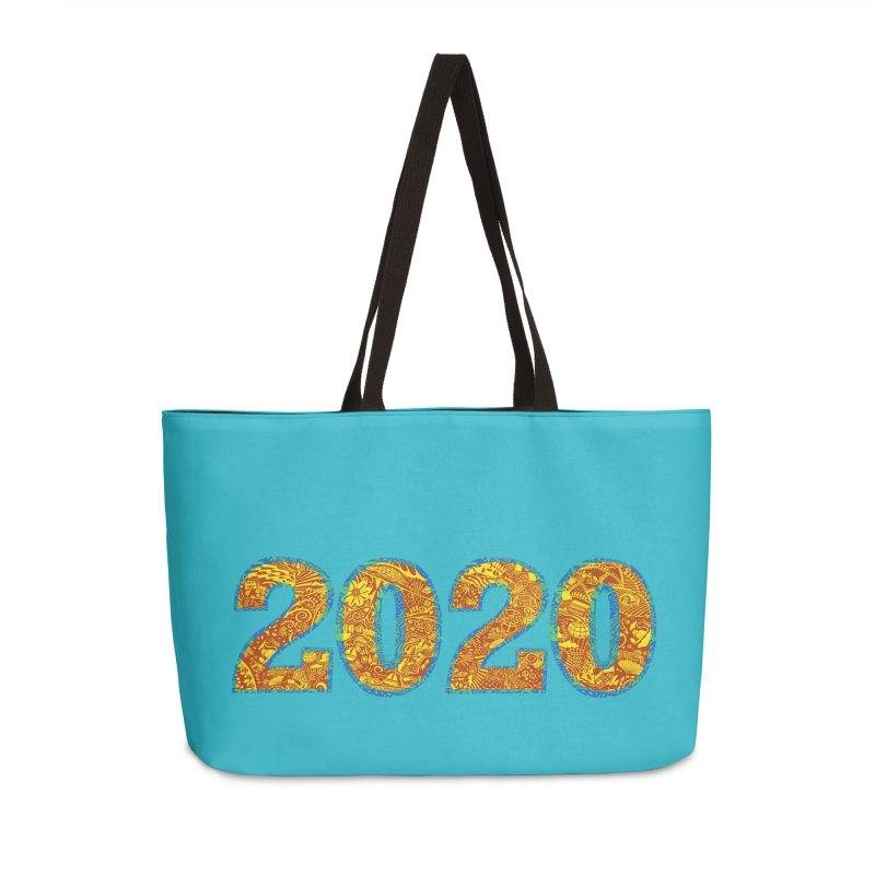 2020 Vision Accessories Weekender Bag Bag by BullShirtCo