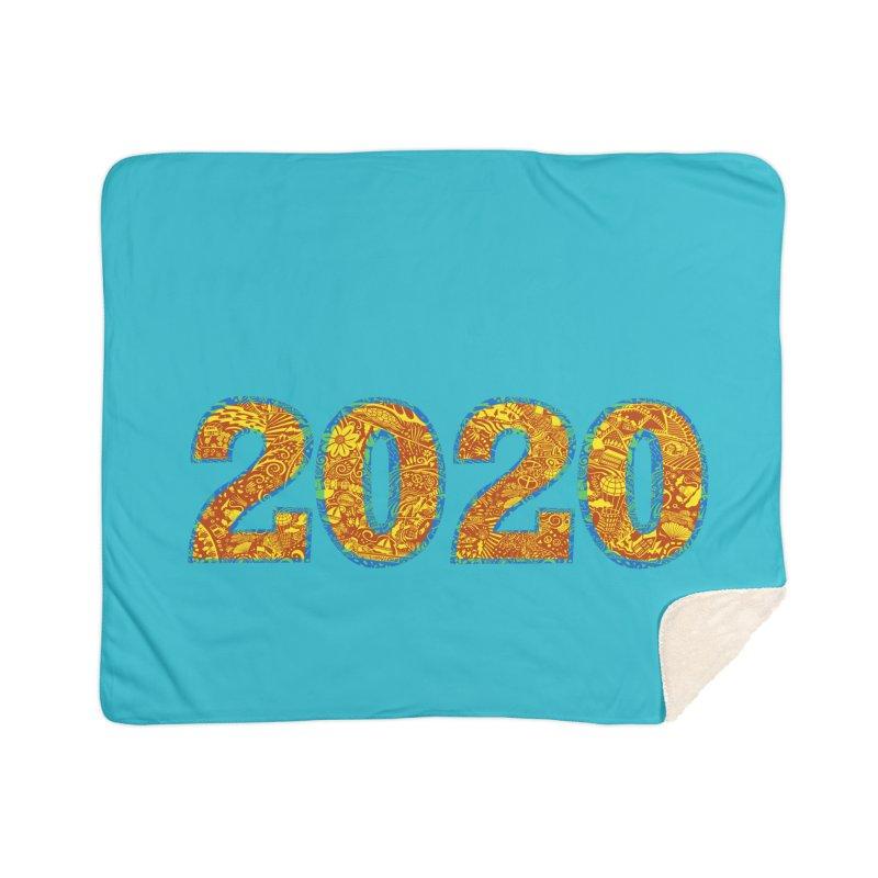 2020 Vision Home Blanket by BullShirtCo