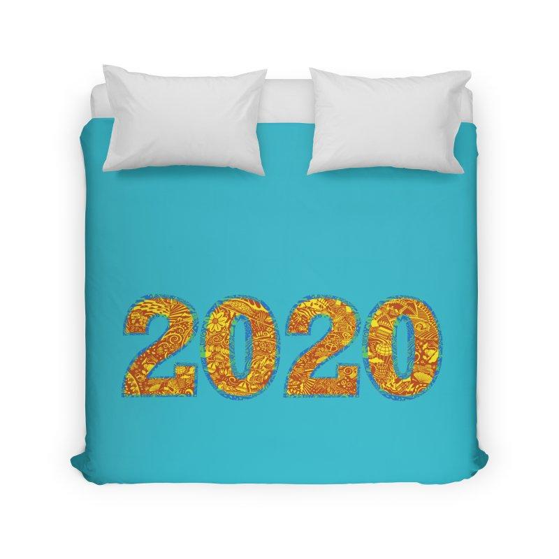 2020 Vision Home Duvet by BullShirtCo
