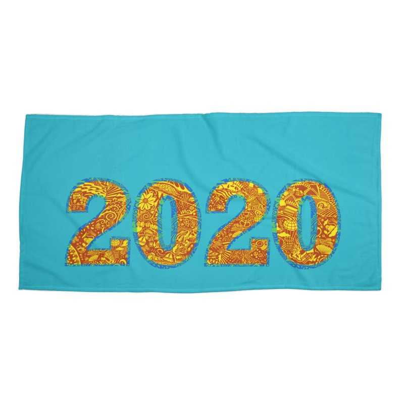 2020 Vision Accessories Beach Towel by BullShirtCo