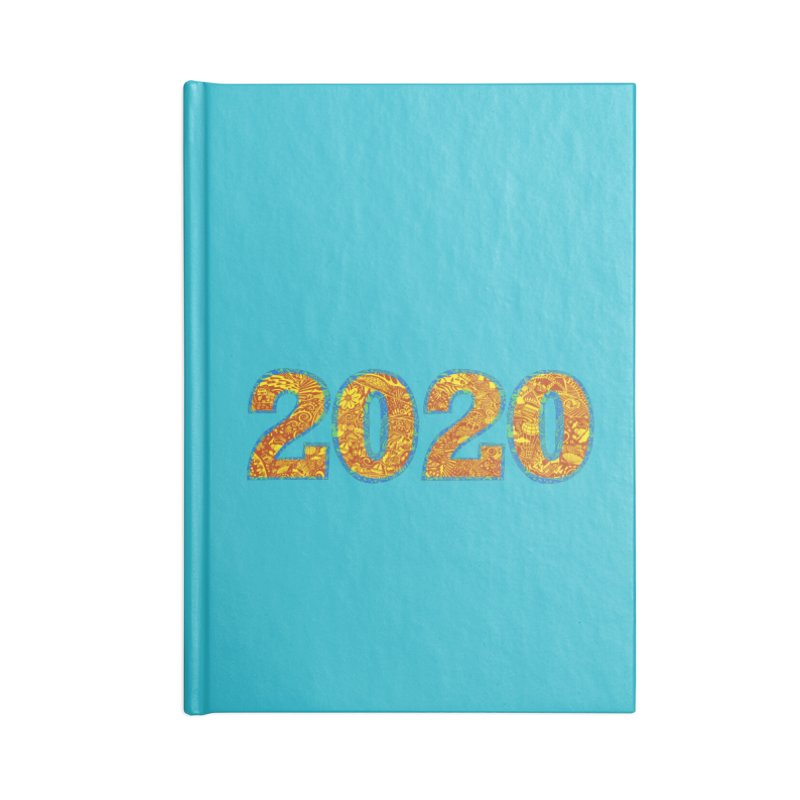 2020 Vision Accessories Notebook by BullShirtCo