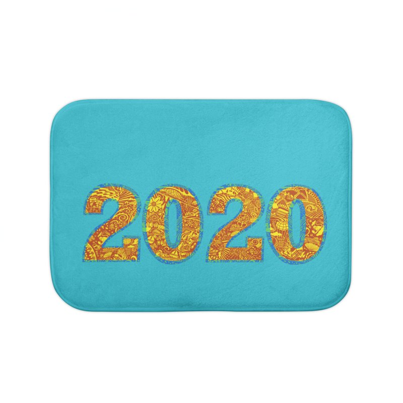 2020 Vision Home Bath Mat by BullShirtCo