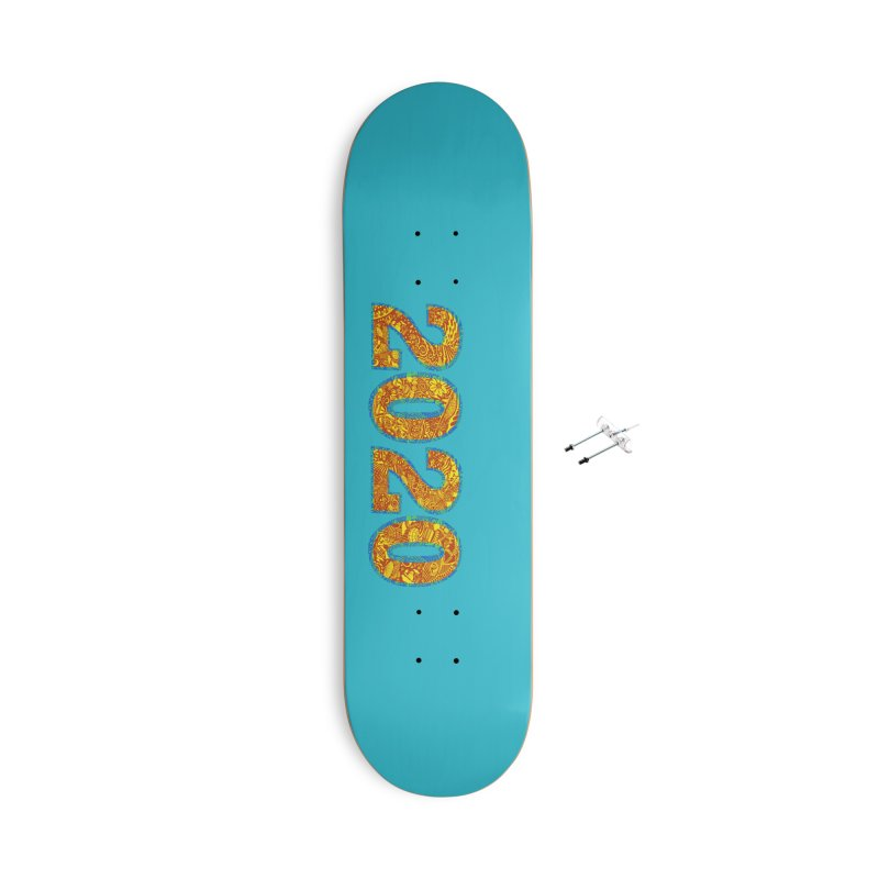 2020 Vision Accessories With Hanging Hardware Skateboard by BullShirtCo