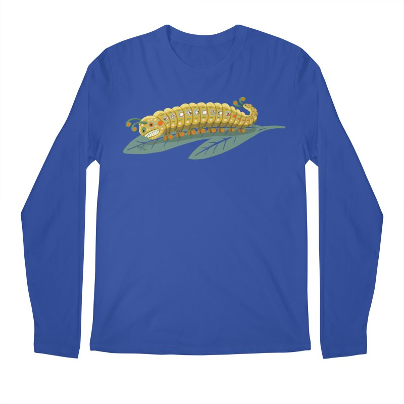 Road to Crysalis Men's Longsleeve T-Shirt by BullShirtCo